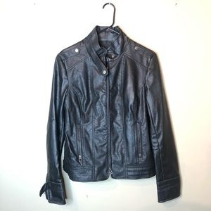 Jack Vegan Leather Jacket